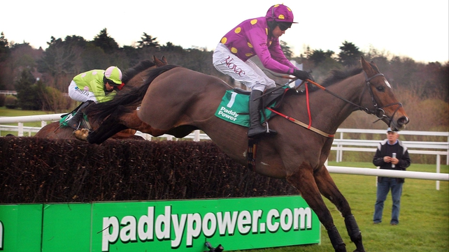 Former Champion Chaser Big Zeb is getting on in years but he's bidding for a fourth consecutive Fortria Chase victory