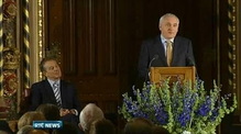 Nine News: Bertie Ahern to step down as TD