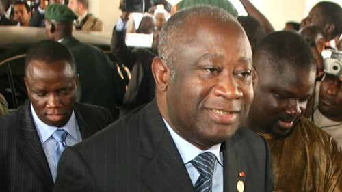 Laurent Gbagbo - Refuses to accept defeat