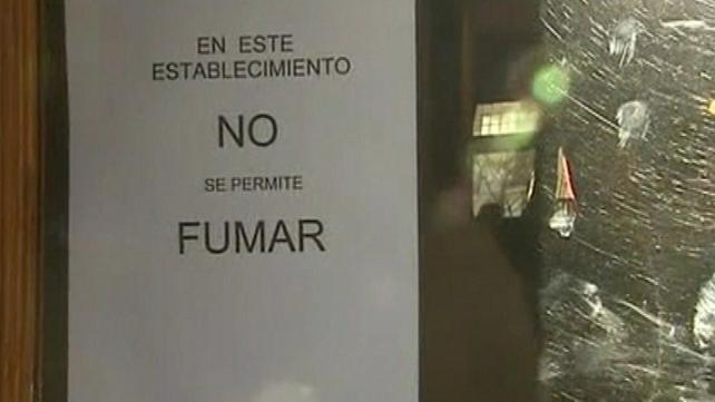 Spain - Smoking ban in effect
