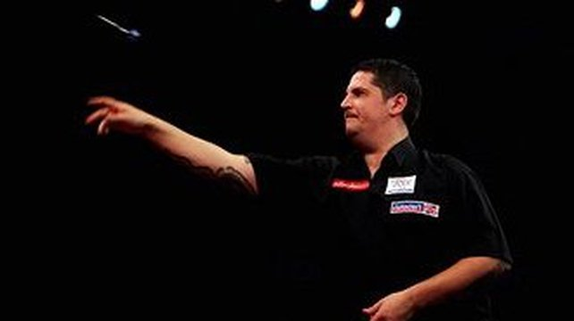 Gary Anderson - Came back from two sets down to win his second round match