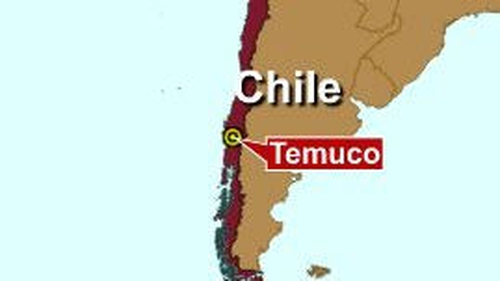 Chile - No tsumani warning issued after quake