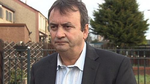 Gerry Conlon spent 15 years in prison and finally received an apology 16 years after his release