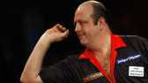 Ted Hankey remains on course for a third BDO crown