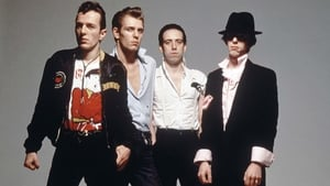 The Clash before the beginnings of implosion and Joe Strummer's Hispanic adventures