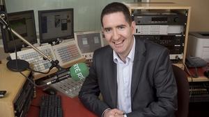Cormac Ó hEadhra won the Radio Presenter of the Year award