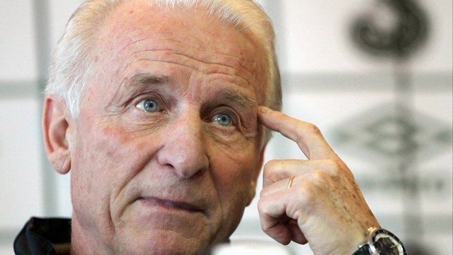 Giovanni Trapattoni will be back on international duty next month