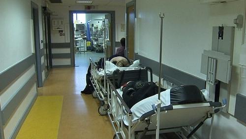 Nurses' group claims hospital waiting list