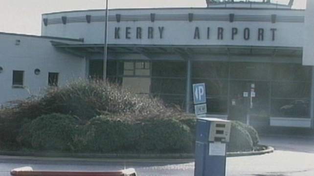 Kerry Airport - Talks between staff and management under way