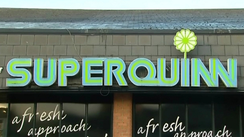 Superquinn - Receivers appointed