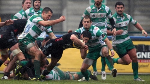 Treviso's time in the Pro12 may be coming to an end