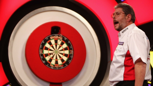Martin Adams - Eased into the second round of the BDO World Championship