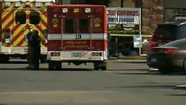 Tuscon - Man opened fire indiscriminately