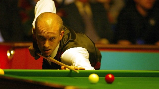 As is his way - Ebdon survived another snooker grindfest