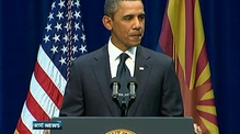 One News: Obama leads mourning for Arizona victims