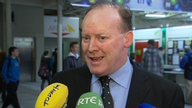 Conor Lenihan - Some Fianna Fáil members want a new party leader