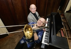 Stephen Tracey, Blow the Dust Orchestra with Christian Lindberg, trombone