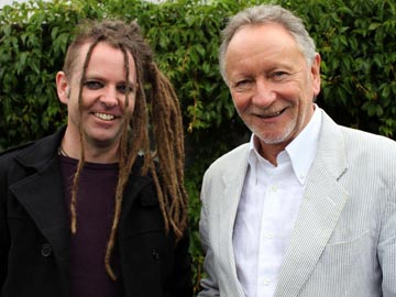Duke Special and Phil Coulter