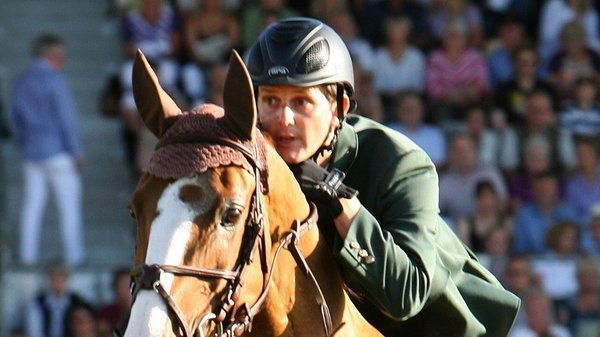 Billy Twomey made the perfect start to the Dublin Horse Show