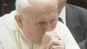 John Paul has been on the fast track for possible sainthood since his 2005 death