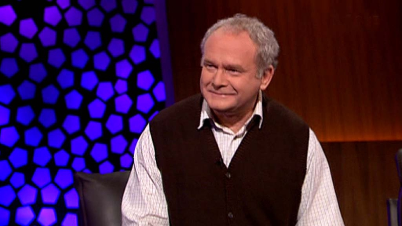 The Late Late Show: Martin McGuinness (2011)