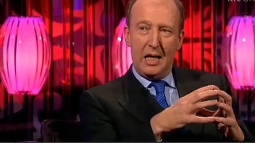 Shane Ross - First elected to Seanad in 1981