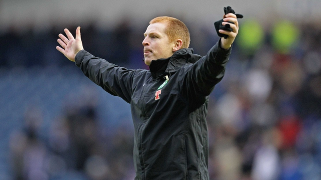 Celtic boss Neil Lennon wants the Hoops to keep focus on their own club rather than the crisis at Rangers