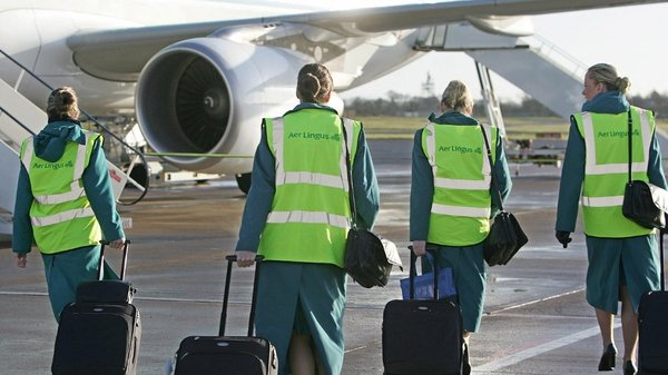 Aer Lingus - Cabin crew disputing new rosters