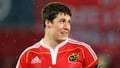 Munster call up Nagle for London Irish clash