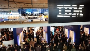 IBM is relying on its cloud business in the face of slowing growth in its legacy businesses, including mainframes and storage systems.