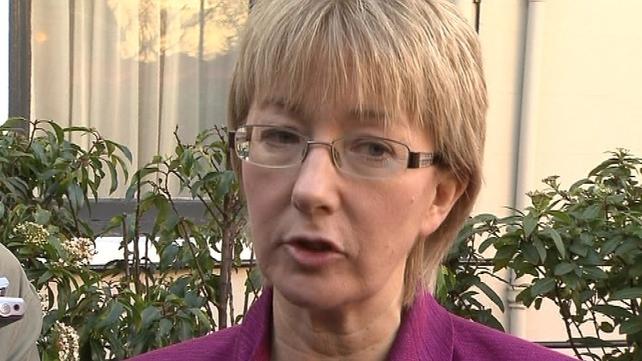 Mary Hanafin - Wants to lead a new and renewed Fianna Fáil