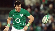 Shane Horgan won 65 caps for Ireland