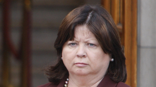 Mary Harney - Told Taoiseach of her plans last week