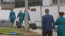 Nine News: Aer Lingus dispute rumbles on