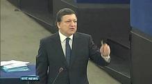 Nine News: Europe didn't create Ireland's fiscal situation - Barroso