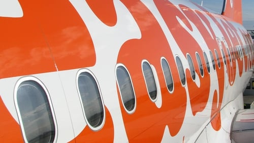 EasyJet's quarterly revenues up over 9%