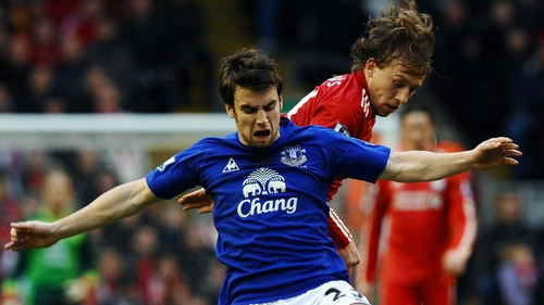 Coleman has turned in a more than a few eye-catching performances for David Moyes' side