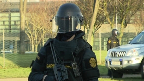 Armed gardaí - Responded to incident after car was stolen