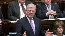 One News: Ministerial resignations cause uproar in the Dáil