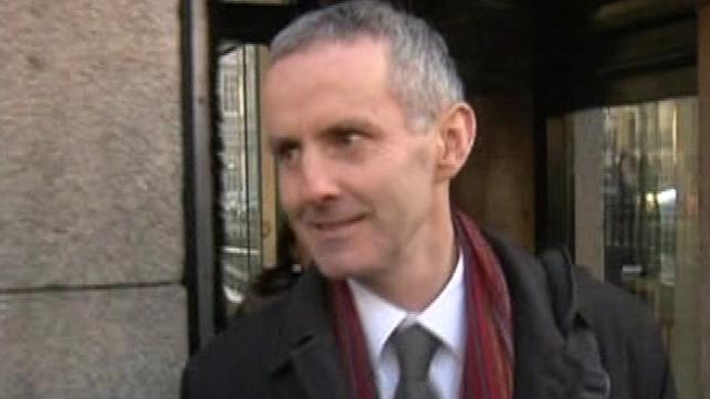 Ciaran Cuffe - Lost seat in Dún Laoghaire