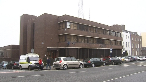 Four of the men are being held at Henry Street Garda Station