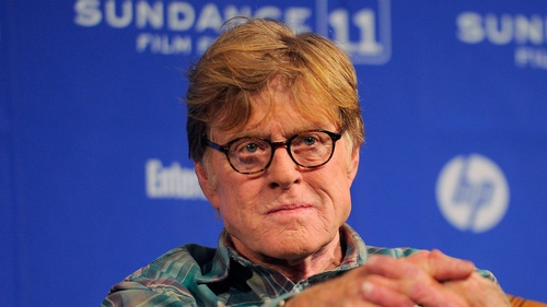 Redford - Robert will launch Sundance London in 2012