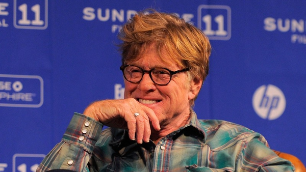 Redford - Robert talks about his marriage