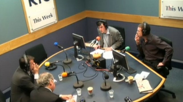 Brian Hayes & Pat Rabbitte - Interviewed on This Week