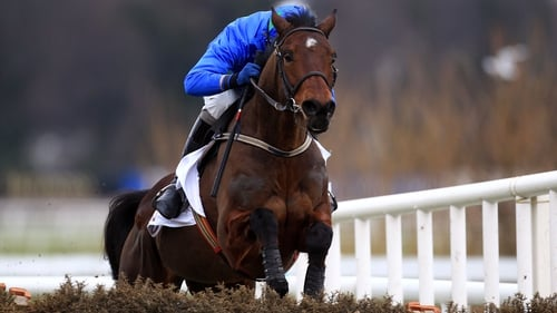 Hurricane Fly - Will be the star attraction on day two of the Leopardstown January festival