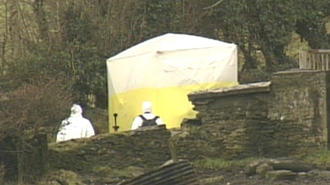Kieran Doherty's body was found on the Braehead Road in Derry