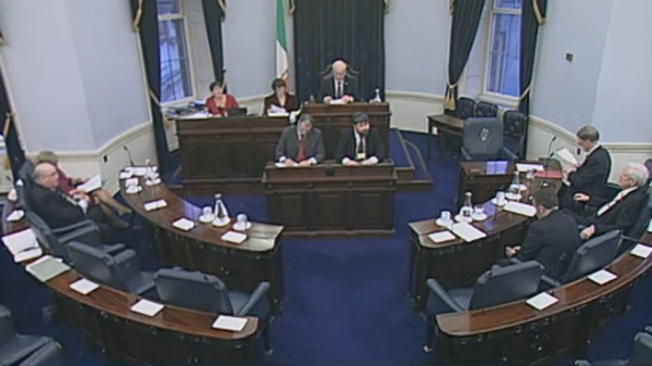 Seanad - Future depends on planned referendum