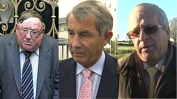 Healy Rae, Lowry and McGrath - All have expressed reservations about Finance Bill