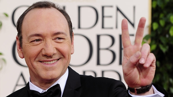 Spacey in for the IFTAs?