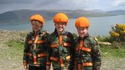 The Mountain Week 6 Co. Sligo - L-R Éania McGarry, Colin Gilligan, Eoin Davey